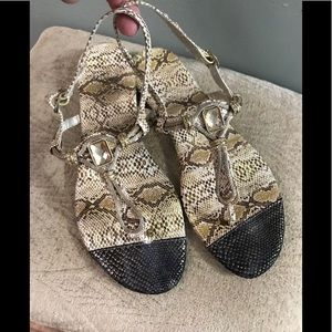 Shoes - 2 pairs sandals size 8.5
